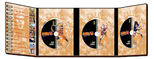 Naruto Digipack Volume 1