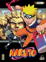 Naruto Volume 1 - Coffret digipack 3 DVD