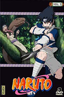 Naruto Volume 3 - Coffret digipack 3 DVD